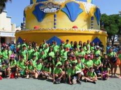 Parque Warner - Acción y Eventos