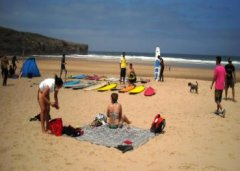 Curso de Surf - Accion y Eventos