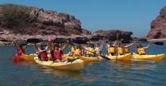 Kayak en Rio - Accion y Eventos