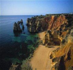 Lagos Punta de Piedade y Paseo en Barco Velero por las grutas - Accion y Eventos