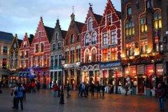 Visitas Bruselas Gante Brujas Amberes - Accion y Eventos