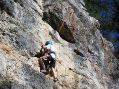 Escalada y Rapel - Acción y Eventos