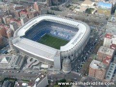 Estadio Santiago Bernabéu - Acción y Eventos