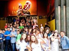 Musical El Rey León - Acción y Eventos