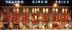 Teatro Circo Price - Acción y Eventos