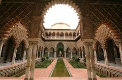 Alcázar de Sevilla - Acción y Eventos
