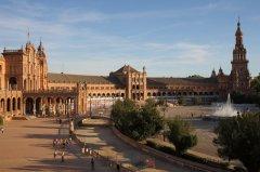 Plaza de España - Acción y Eventos