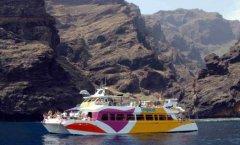Excursion en Catamaran - Acantililados y Avistamiento de Cetaceos - Accion y Eventos