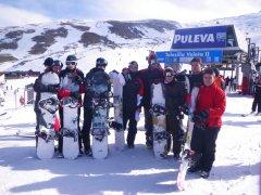 Viajes de Nieve - Acción y Eventos